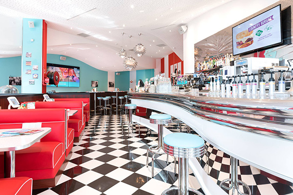 Holly's Diner de Bourges