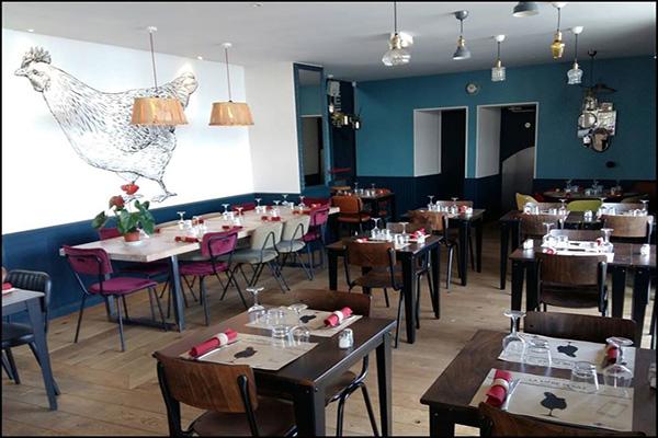 Restaurant La Mère Poule